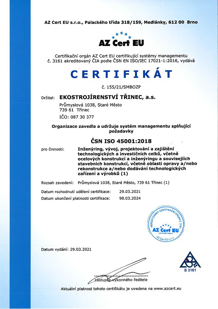 EST--CSN-ISO-45001_2018-CZ